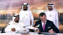Emirates купува 40 самолета Boeing 787 за 15 млрд. долара