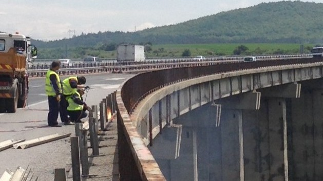 Five of the 17 bridge facilities will be repaired