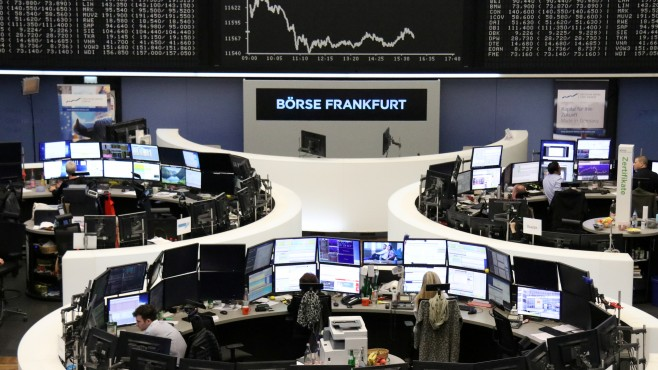 European stock exchanges have completed mixed results expected by the Fed