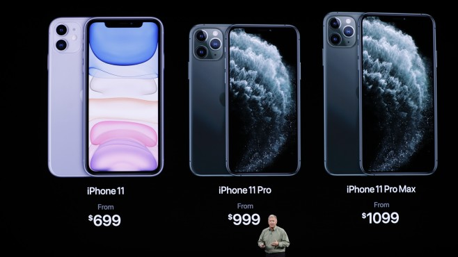 Apple представи iPhone 11: Not Great... Not Terrible
