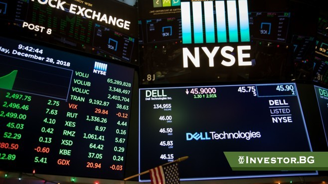 Американският технологичен концерн Dell Technologies Inc. проучва различни опции за