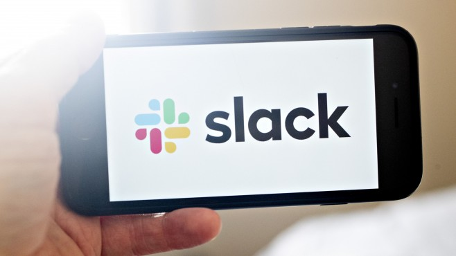 Salesforce иска да купи Slack